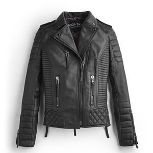 Boda Skins Kay Michaels Leather Jacket